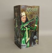 A Sideshow Exclusive limited edition 1:4 scale resin figure, 'Rogue Comiquette', #0920 of 1000,