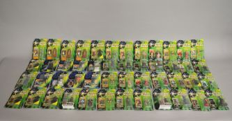 Forty eight Star Wars figures by Kenner, Hasbro, Tomy etc.