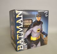 Batman classic TV series, limited edition Batman Maquette by Tweeter Head.