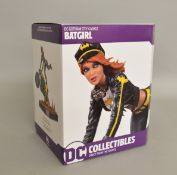 DC Gotham City Garage Batgirl, by DC collectables.