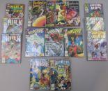 Lot 265 - Collection of Marvel Comics including The Avengers #203, #295 thru 301, Iron Man #225 thru 230,
