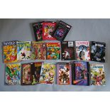 Lot 248 - Marvel graphic novels and annuals including Ultimate X-men vol 1 (hardback),