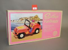 EX-SHOP STOCK: Sindy's Fun Buggy S530, VG/E boxed.
