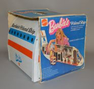 EX-SHOP STOCK: Mattel Barbie's Friend Ship, in original box.