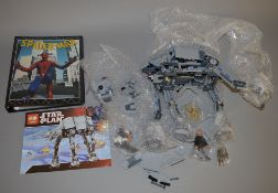 A mixed lot of mainly Star Wars items,