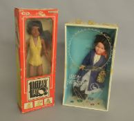 EX-SHOP STOCK: Ideal Toys Tiffany Taylor Fashion Doll, with box,