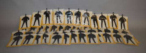 EX-SHOP STOCK: Fifty one Pedigree Patch Clothing doll Accessory Sets, Ref.