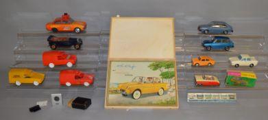 A vintage boxed Kolibri Nr.