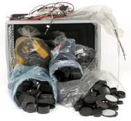 LARGE Quantity of Camera & Lens Caps, Hoods & Cable Releases.