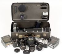 Zenith Photosniper Outfit & Other Cameras.