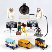 Collection of Photographic & Camera Novelties.
