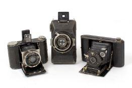 Zeiss Ikon Kolibri & Other Vintage Cameras.