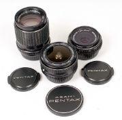 Pentax 16mm & Other PK Mount Lenses.