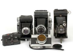 Folding & Other Collectors Cameras.