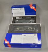 OO Gauge. 2 boxed Heljan Diesel Locomotives, 33631 Class 33 D6526 BR green weathered and 28101 Class