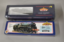 OO Gauge. A boxed Bachmann 32-900A Class 108  2 car DMU BR green with Speed Whiskers together with a