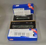 OO Gauge. 2 boxed Heljan Diesel Locomotives, 33601 Class 33/0 D6581 KMRC Limited Edition and 5201