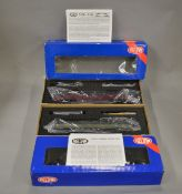 OO Gauge. 2 boxed Heljan Diesel Locomotives, 5209 D1010 Champaigner and 4701 D1662 1KB - DC, both