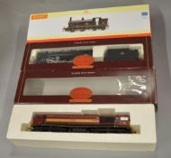 OO Gauge. 3 boxed Hornby Locomotives, R2506 BR 0-4-4 Class M7 30108 Weathered DCC, Top Link R2057 BR