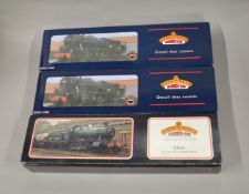OO Gauge. 3 boxed Bachmann Locomotives, 32-255 WD 2-8-0 Austerity 21st Army Transport Group '78697',