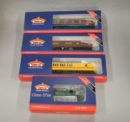OO Gauge. A boxed Bachmann ModelZone exclusive models,  Locomotive 32-210Y Class 57xx Pannier Tank