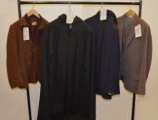 Ex-studio movie costume large collection obtained by the vendor directly from the studios lot with
