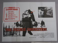 "A collection of original British Quad film posters, all measuring 30""x40"", thriller genre, including"
