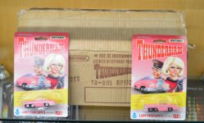 24 Lady Penelope's diecast models of Fab 1 from Thunderbirds by Matchbox (24).  [NO  RESERVE]