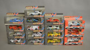 16 Matchbox models from the 'Specials' and 'Turbo Specials' ranges, all in window box packaging,