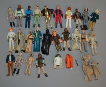 27 loose Star Wars figures (27)
