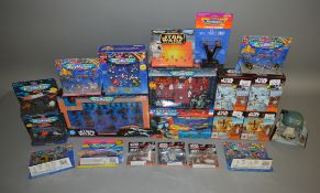 21 Micro Machines sets, mainly Star Wars themed (21).
