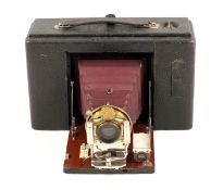 Rare Blair Focusing Weno Film Camera No.3. (condition 5F). Central sliding section containing the