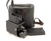 Unusual Contessa-Nettel Ergo Disguised Monocular Camera. Shoots at right angles to apparent