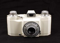 Ilford Advocate with Coated Dallmeyer Anastigmat 35mm f3.5 Lens. (condition 4F). (From the Bob White