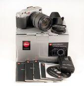 Leica Digilux 3 Digital Camera Outfit. #3181789 (condition 4E). To include Leica Vario Elmarit 14-