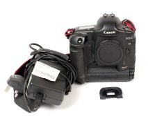 Well Used Canon EOS-1 Ds MK II DSLR Body #3. Working (condition 6E) with charger and battery (may