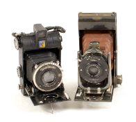 Voigtlander & Tropical Carbine Cameras in need of Slight Attention. Voigtlander Virtus, slightly