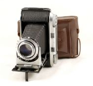 Voigtlander Bessa II with Color-Heliar f3.5 105mm Lens. (condition 5F) with ERC. (From the Bob White