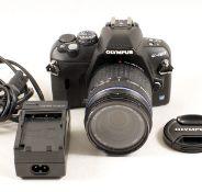 Olympus E-400 Four Thirds Digital Camera. (condition 5E) with Zukio 40-150mm f4-5.6 (condition