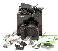 Canon EOS-1 D MK III DSLR. (condition 5E) With battery but no charger (working with supplied mains
