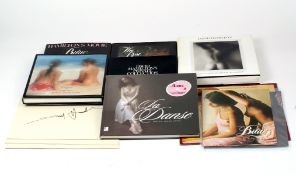 Collection of Monographs & Prints by David Hamilton. To include '25 Years of an Artist', 'A Place in
