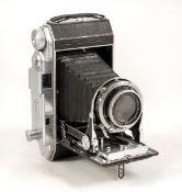 Rare Kodak Regent II Medium Format Rangefinder Camera. (shutter linkage needs slight adjustment,
