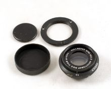 Dallmeyer Wide-Angle Anastigmat 5 1/2 inch f6.5 Lens #394294. DC coated. (condition 4F) with
