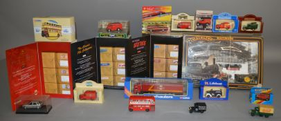 3 boxed Corgi GPO related diecast model sets '40's/50's', '60's' and ''70's' Collections each of