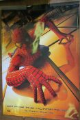 "Spider-Man (2002) large rolled double-sided film poster measuring 48 "" x 70 "" from 2002 directed"