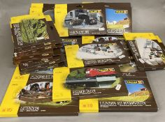 Ex-Shop Stock N and HO gauge x18 accessory sets; Iron Fence, Garden Chairs and Tables etc (18)