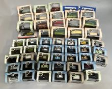 Ex-Shop Stock N gauge Oxford diecast vehicles x 50 plus 2 x B-T models and 1 Corgi (53)