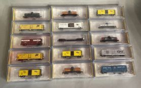 Ex-Shop Stock N gauge Bachmann US rolling stock (15)