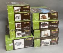 Ex-Shop Stock N gauge Faller Lineside buildings (9)