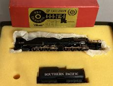 Ex-Shop Stock N gauge Key Imports Southern Pacific 4148 black Locomotive (1).